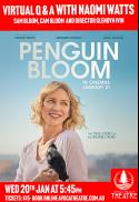 Penguin Bloom Virtual Q & A with Naomi Watts